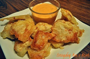 Catfish Nuggets by Everyday Moms Meals for WoW Wee Dipping Sauce